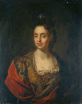 Jan Frans van Douven: Anna Maria Luisa von Medici
