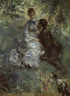 Auguste Renoir: Das Liebespaar