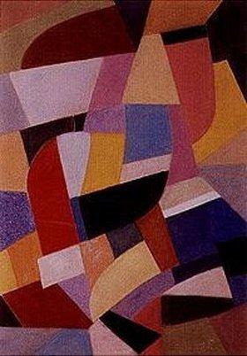 Otto Freundlich: Komposition