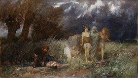 Arnold Böcklin: Die Furien