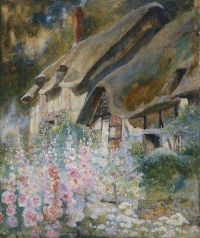 David Woodlock: Anne Hathaway's Cottage