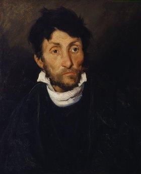 Théodore Géricault: Portrait eines Kleptomanen
