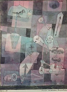 Paul Klee: Analyse verschiedener Perversitäten