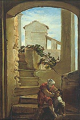 Domenico Fetti: Das Gleichnis vom bösen Knecht