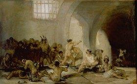Francisco José de Goya: Das Irrenhaus
