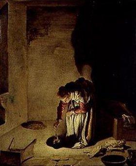 Domenico Fetti: Das Gleichnis vom verlorenen Groschen