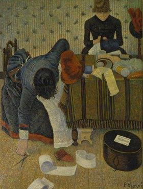 Paul Signac: Die Modistinnen