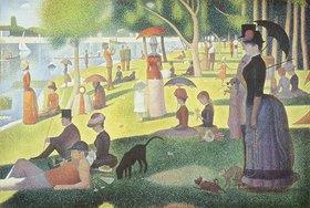 Georges Seurat: Ein Sonntagnachmittag auf der Insel La Grande Jatte