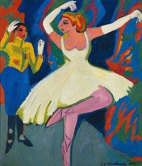 Ernst Ludwig Kirchner: Russische Tänzerin