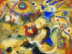 Wassily Kandinsky: Zum Thema Sintflut
