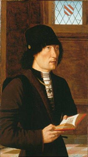 Meister des Baroncelli-Bildnisses: Bildnis des Pier-Antonio Baroncelli