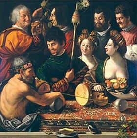 Dosso (Giovanni de Luteri) Dossi: Hexerei