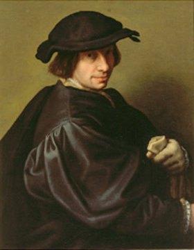 Giulio Campi: Bildnis des Padre Galeazzo