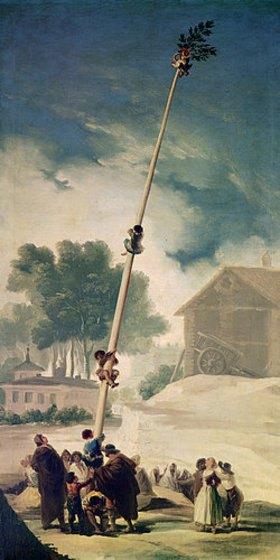 Francisco José de Goya: Der Maiba