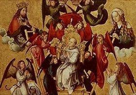 Albrecht Dürer: Die Apotheose des hl.Dominikus