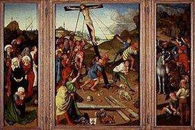 Meister des Stötteritzer-Retabel: Triptychon der Nürnberger Familie Starck