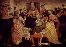 Giacomo Pacchiarotti: Das Urteil des Salomo