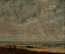 Gustave Courbet: Am Meeresstrand