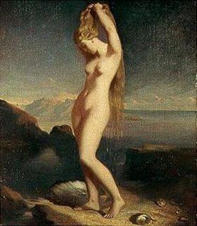 Theodore Chasseriau: Die aus dem Meer gestiegene Venus