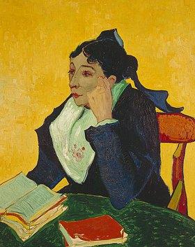 Vincent van Gogh: Die Arlesienne (Madame Ginoux)