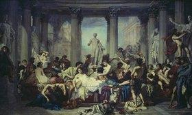 Thomas Couture: Der Niedergang der römischen Gesellschaft (Les Romains de la Décadence)