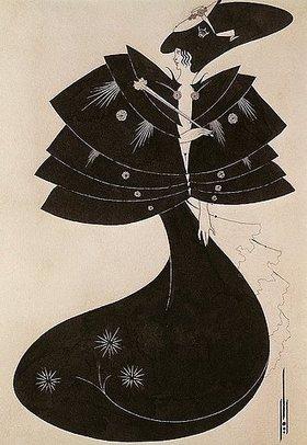 Aubrey Vincent Beardsley: Tanz der Salomé
