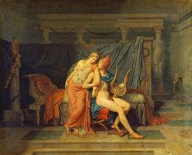 Jacques Louis David: Die Liebe von Paris und Helena