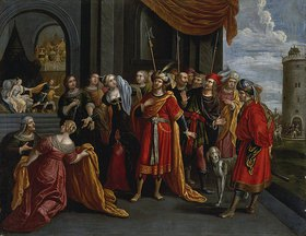 Peeter Sion: Joseph und die Frau des Potiphar
