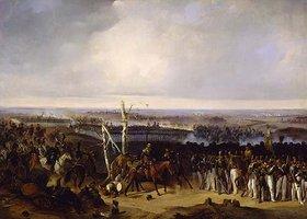 Alexander von Kotzebue: Das Regiment Ismailow während der Schlacht von Borodino