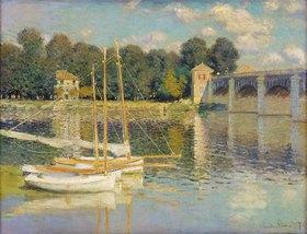 Claude Monet: Die Brücke von Argenteuil