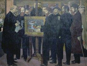 Maurice Denis: Hommage à Cézanne