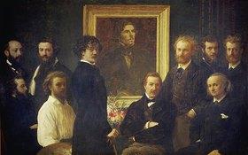 Henri de Fantin-Latour: Hommage a Delacroix