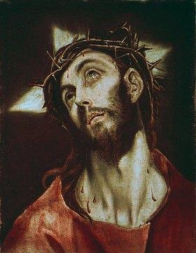 Greco El (Dominikos Theotokopoulos): Der Gekreuzigte