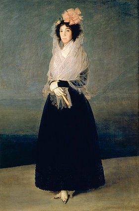 Francisco José de Goya: Die Comtesse del Carpio, Marquesa de la Solana