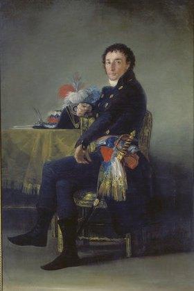 Francisco José de Goya: Der Botschafter Ferdinand Guillemardet
