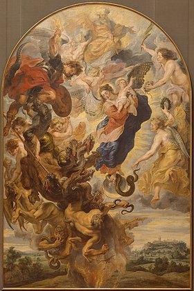 Peter Paul Rubens: Das apokalyptische Weib
