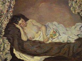 Jean-Baptiste Armand Guillaumin: Ruhende Frau