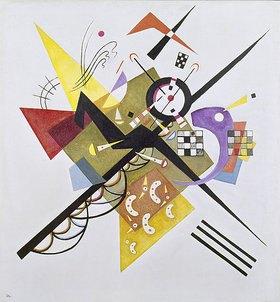 Wassily Kandinsky: Auf Weiss II