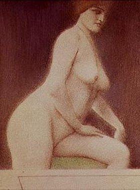 Fernand Khnopff: Die Verkommenheit