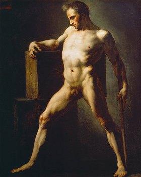 Théodore Géricault: Männlicher Akt