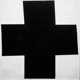 Kasimir Malewitsch: Das schwarze Kreuz