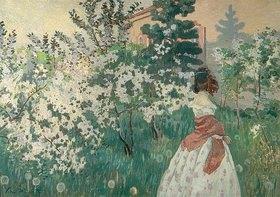 Viktor Borissow-Mussatow: Frühlingsgarten