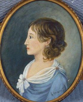 Anonym: Sophie von Kühn (1782-1797), Bildnis
