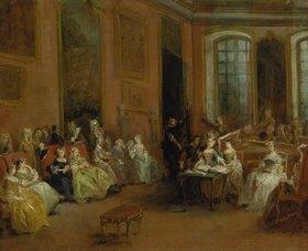 Nicolas Lancret: Das Konzert