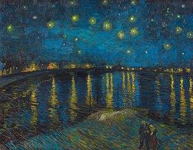Vincent van Gogh: Sternennacht über der Rhone