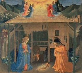 Fra Angelico: Geburt Christi
