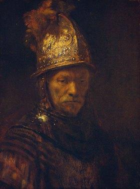 Rembrandt van Rijn: Der Mann mit dem Goldhelm