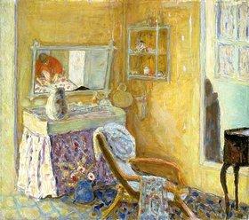 Pierre Bonnard: Im Boudoir