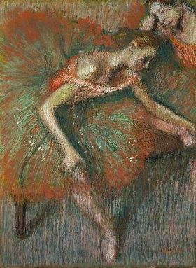 Edgar Degas: Sitzende Tänzerin