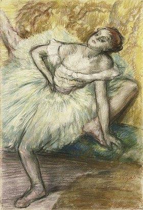 Edgar Degas: Studie einer Tänzerin